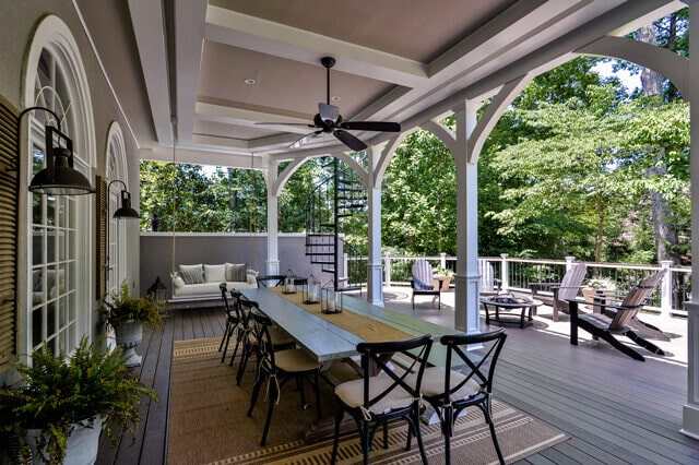 Sunrooms and Porches